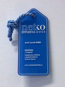 Slika nagrade Netko