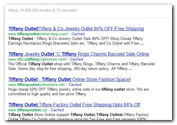 Iskalni zadetki za Tiffany nakit