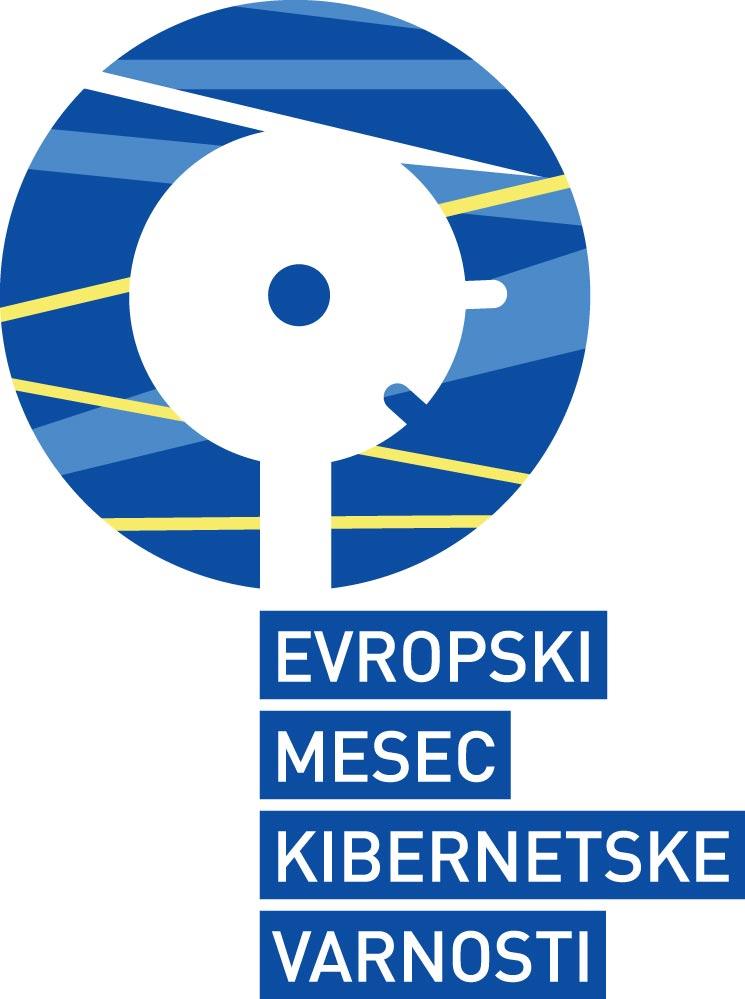 Grafika Evropski mesec kibernetske varanosti
