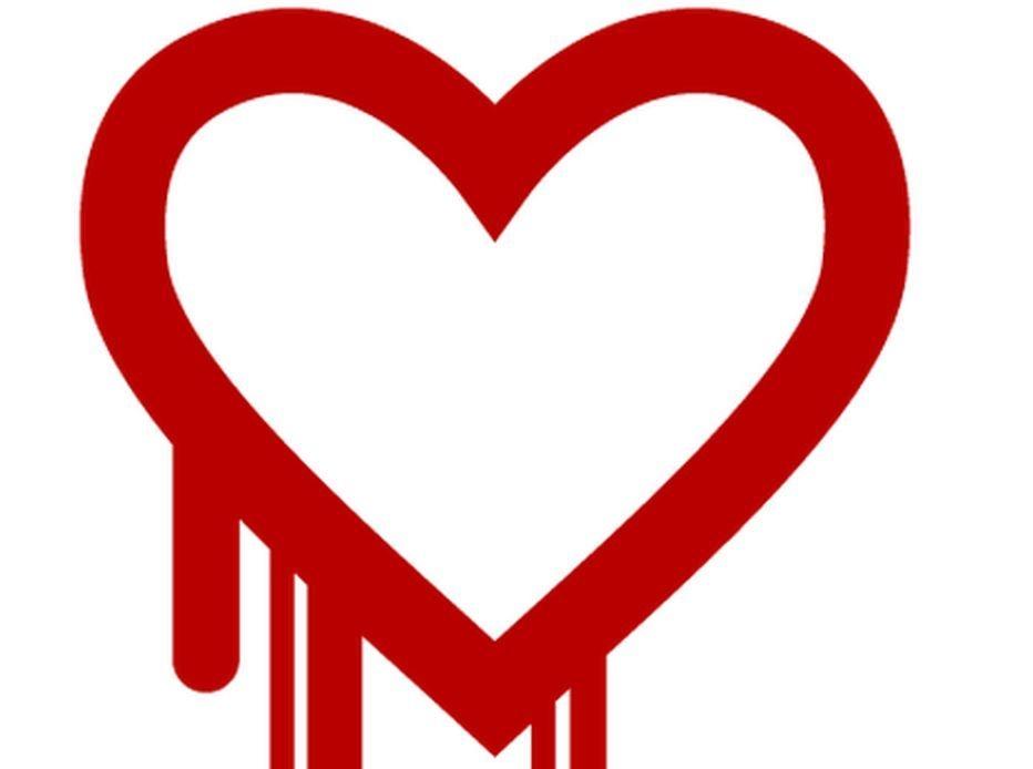 Grafika Heartbleed