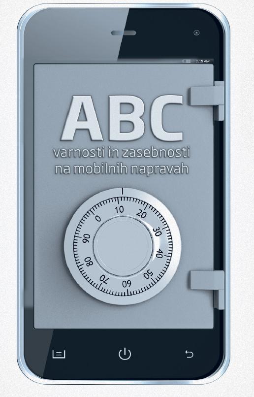 naslovnica ABC varnosti in zasebnosti na mobilnih napravah