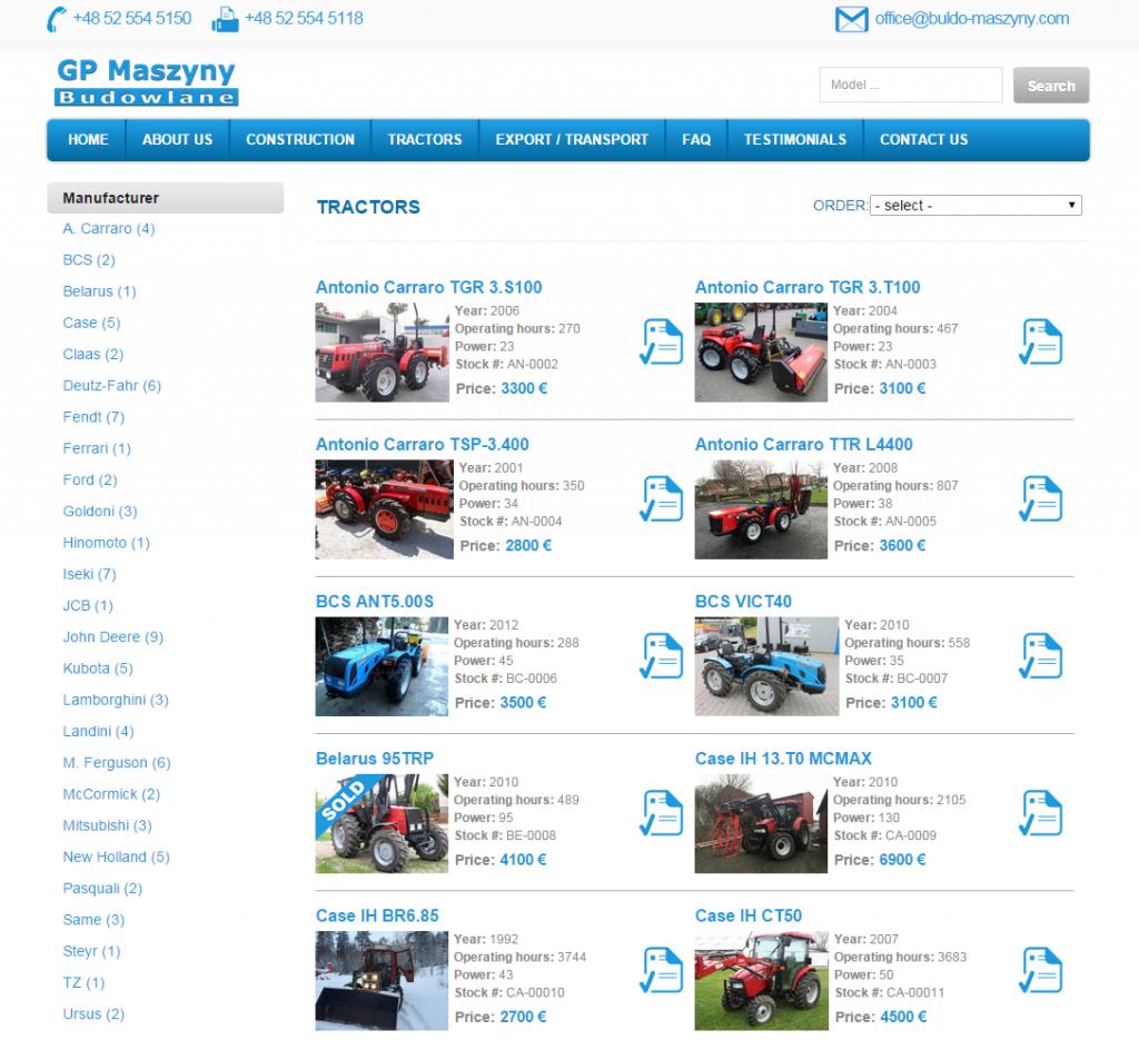 Slika spletne trgovine in izdelkov s sumljivo nizkimi cenami