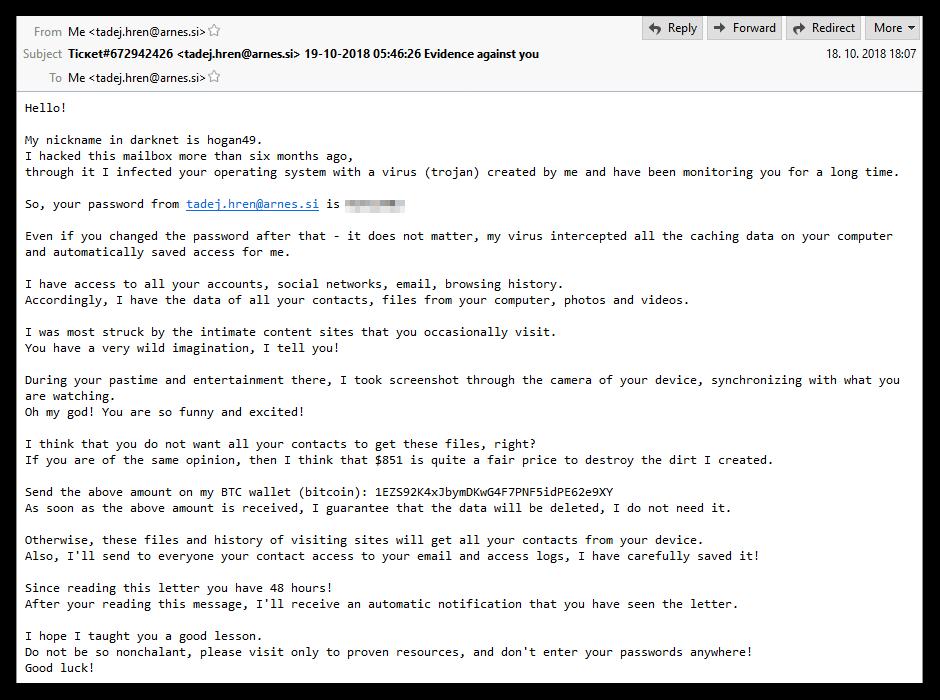 Primer sporočila 3