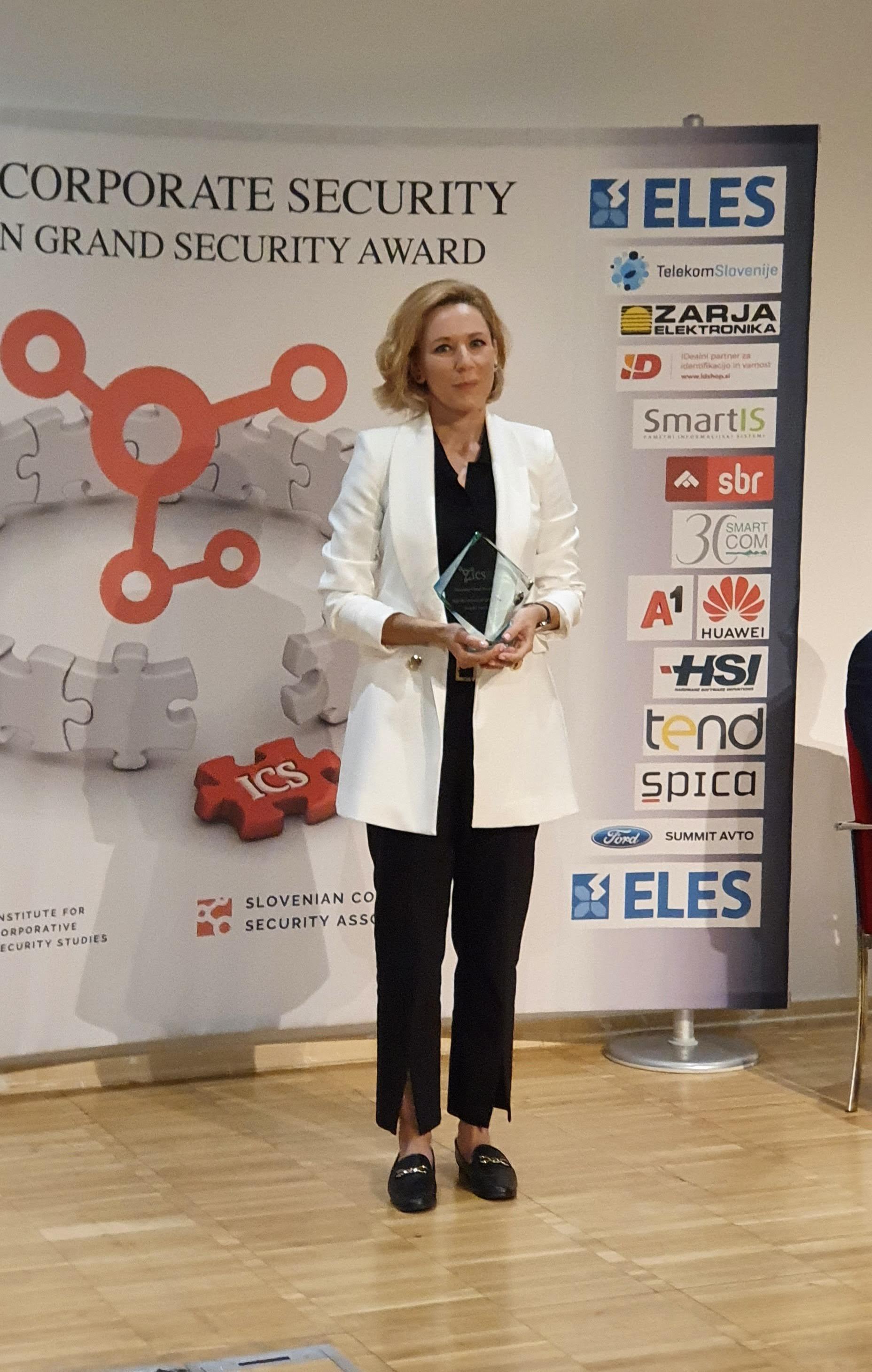 Jasmina Mešić, koordinatorka programa Varni na internetu
